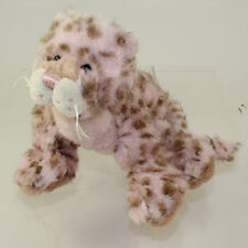 Webkinz Virtual Pet Plush - STRAWBERRY CLOUD LEOPARD  *NO CODE/TAG*