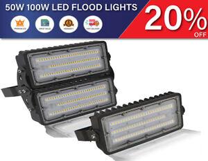 50W-100W-LED-Flood-light-240V-High-Output-Outdoor-LED-Floodlight-AU-PLUG-INCL