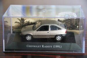 ALTAYA-1-43-escala-IXO-Chevrolet-Kadett-1991-Diecast-modelos-de-coches-de-juguete-regalo