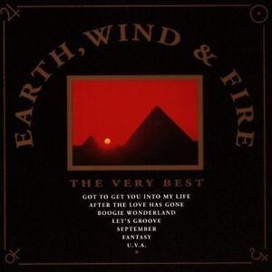 Earth-Wind-amp-Fire-Very-best-16-tracks-1993-CD