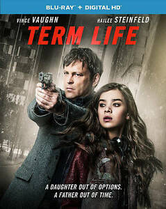 Vince Vaughn And Victoria >> Details About Term Life Blu Ray Vince Vaughn Producer Victoria Vaughn Producer Micah