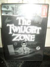 The Twilight Zone - Vol. 1 (DVD) (DVD, 2000)
