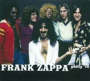 Frank-Zappa-Philly-039-76-New-CD