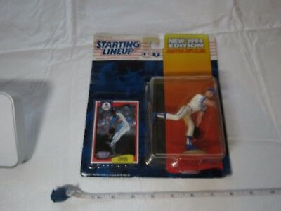 1994 Starting Lineup Royals 55 Kevin Appier action figure Kenner MLB card NOS