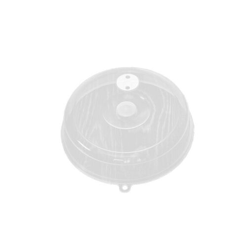 1 Pc Anti-stain Microwave Splatter Cover,Strong And Durable Plastic Construction