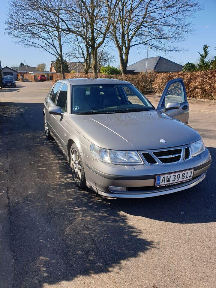 Saab 9-5, 2,0 T Linear aut., Benzin
