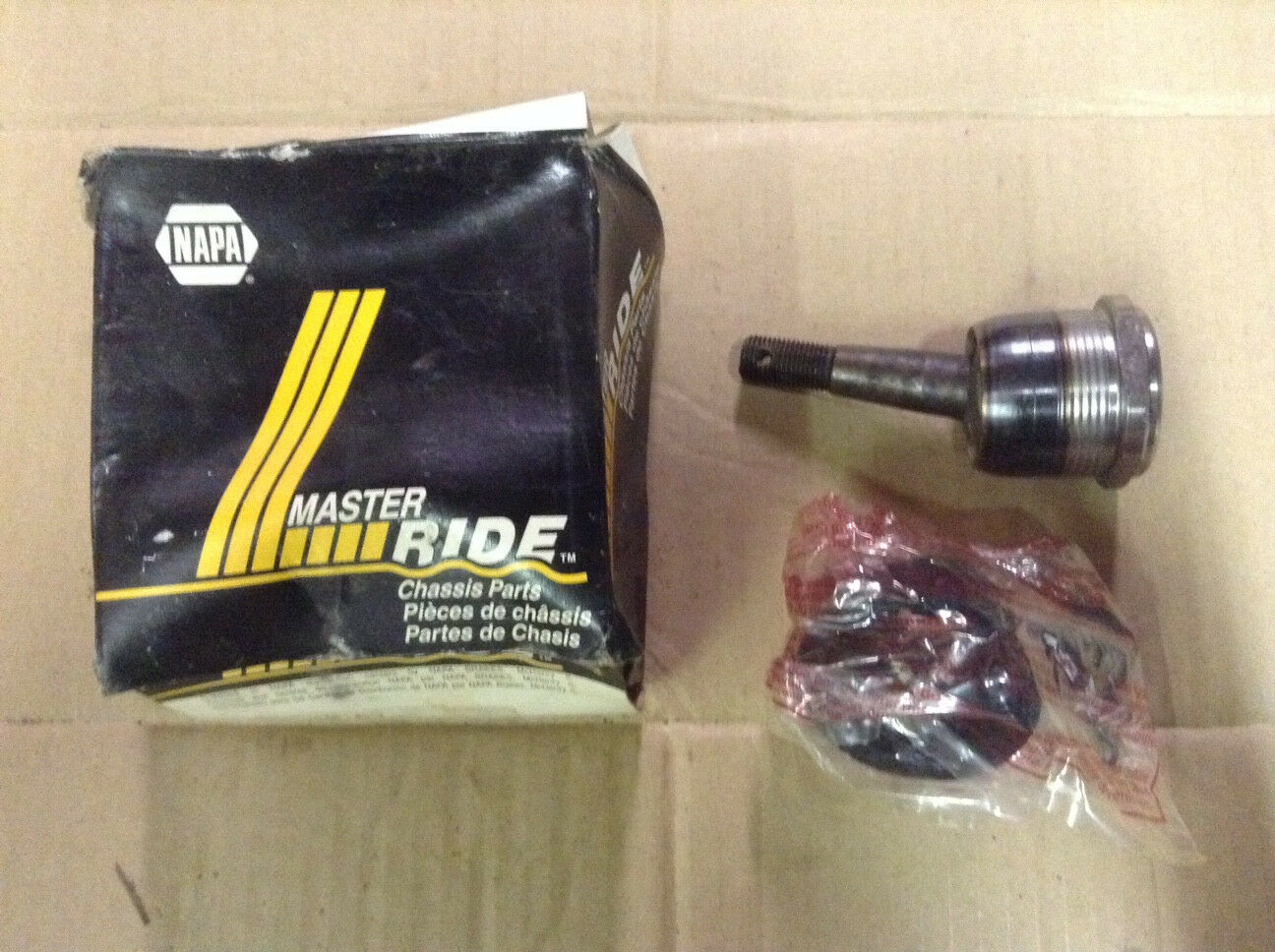 Suspension Ball Joint-Sport Front Upper NAPA//PROFORMER CHASSIS-PCC 10162