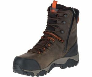 Merrell-Men-039-s-J17729-Phaserboud-Thermo-Composite-Toe-Waterproof-Safety-Zip-Boot