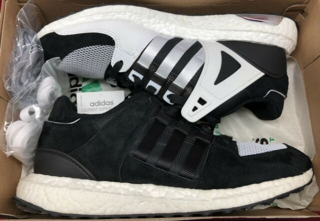on sale d778c d66d8 adidas Equipment Support 93/16 CN Concepts Black White NMD Ultra Boost Sz  8+8.5