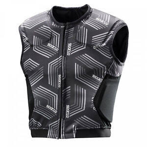 Sparco-SJ-PRO-K-3-Rib-Protection-L-CHEAP-DELIVERY-VEST-TOP-PROTECT-BUCKLER