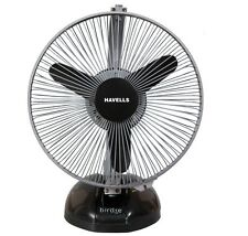 Havells Birdie HS 230 mm Table Fan / Personal Fan (Assorted Colours)