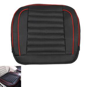 schwarz auto sitzauflage sitzbez ge sitzbezug sitzmatte pu. Black Bedroom Furniture Sets. Home Design Ideas