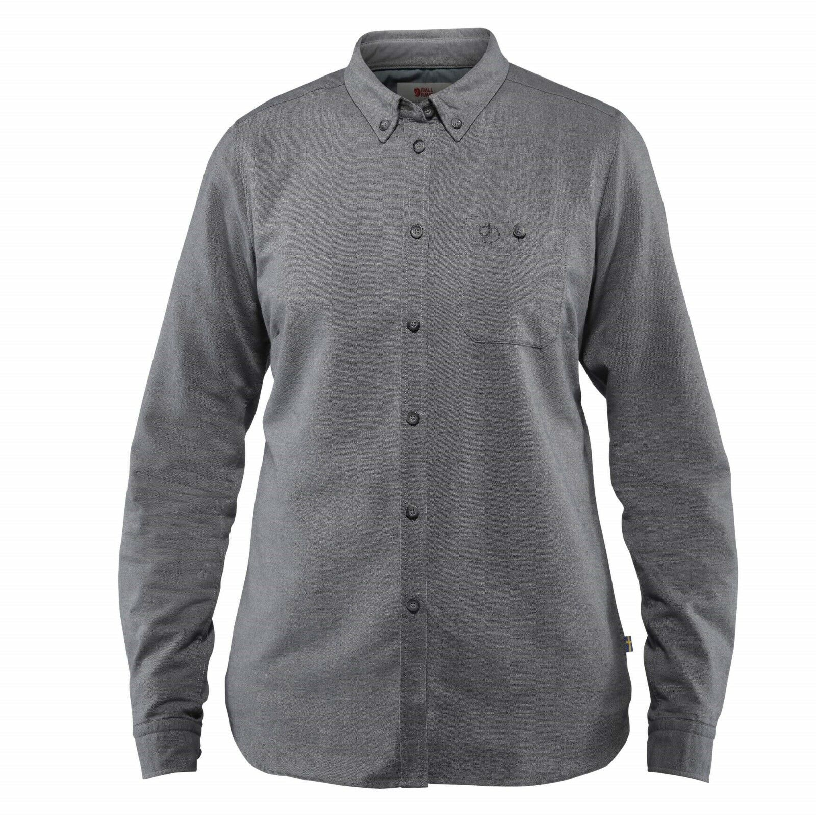Fjäll Räven Övik Foxford Shirt Ls Women's  Long Sleeve for Ladies Function  sale with high discount