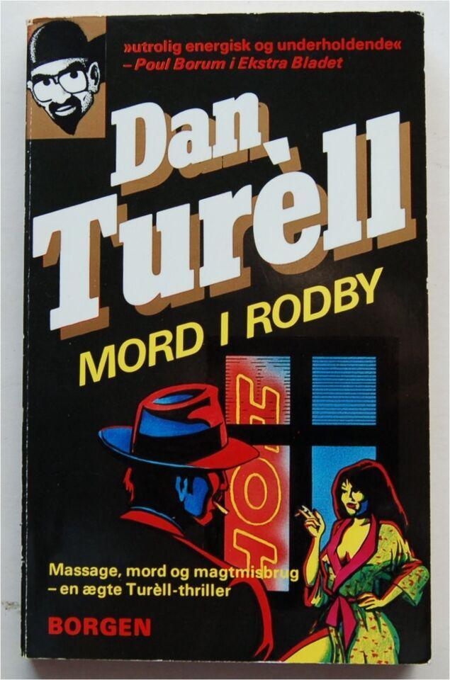 MORD I RODBY, Dan Turéll, genre: krimi og spænding