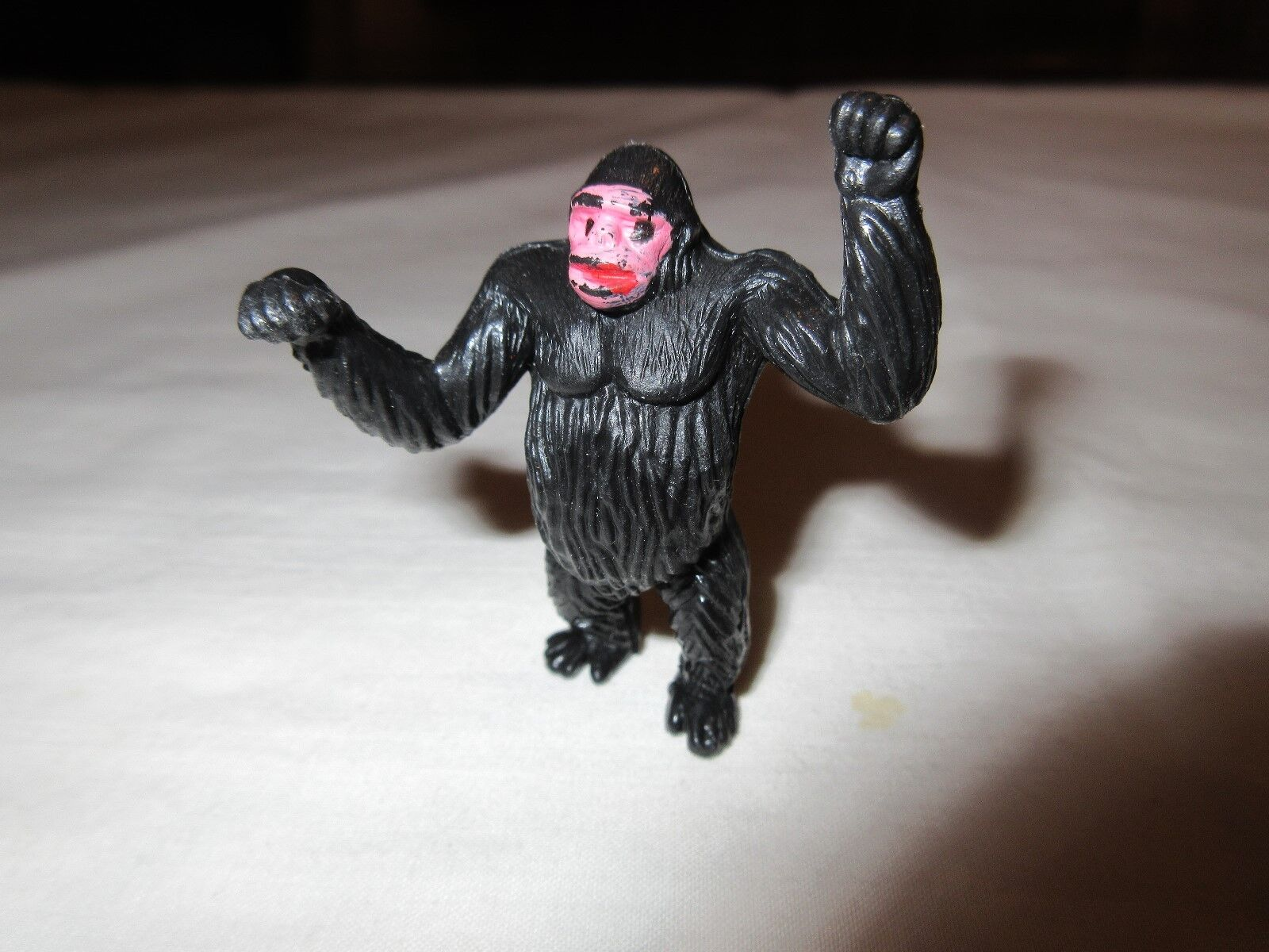 Action Figure, Ape , Rubber LIke Material