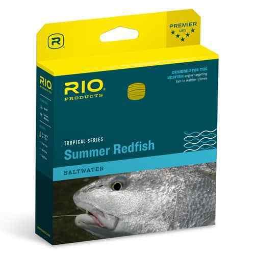 RIO Summer rossofish Fly Line  WF8F nuovo gratuito SHIPPING
