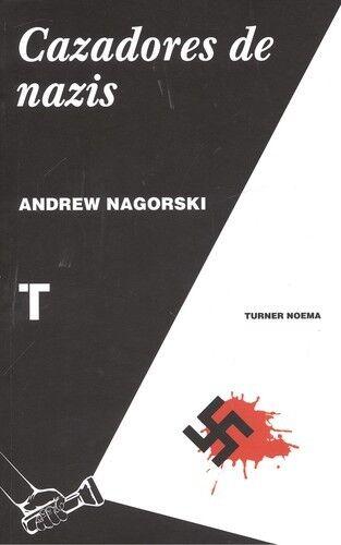 CAZADORES DE NAZIS. NUEVO. Nacional URGENTE/Internac. económico. HISTORIA
