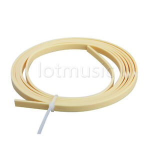 1-5-Feet-ABS-Acoustic-Classical-Guitar-Binding-Purling-5mm-x-1-5mm-Yellow