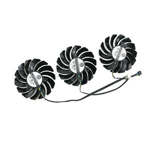 Cooling Fans Radiator Cooler Sink for RTX2080ti 2080 2070 DUKE Graphics Card