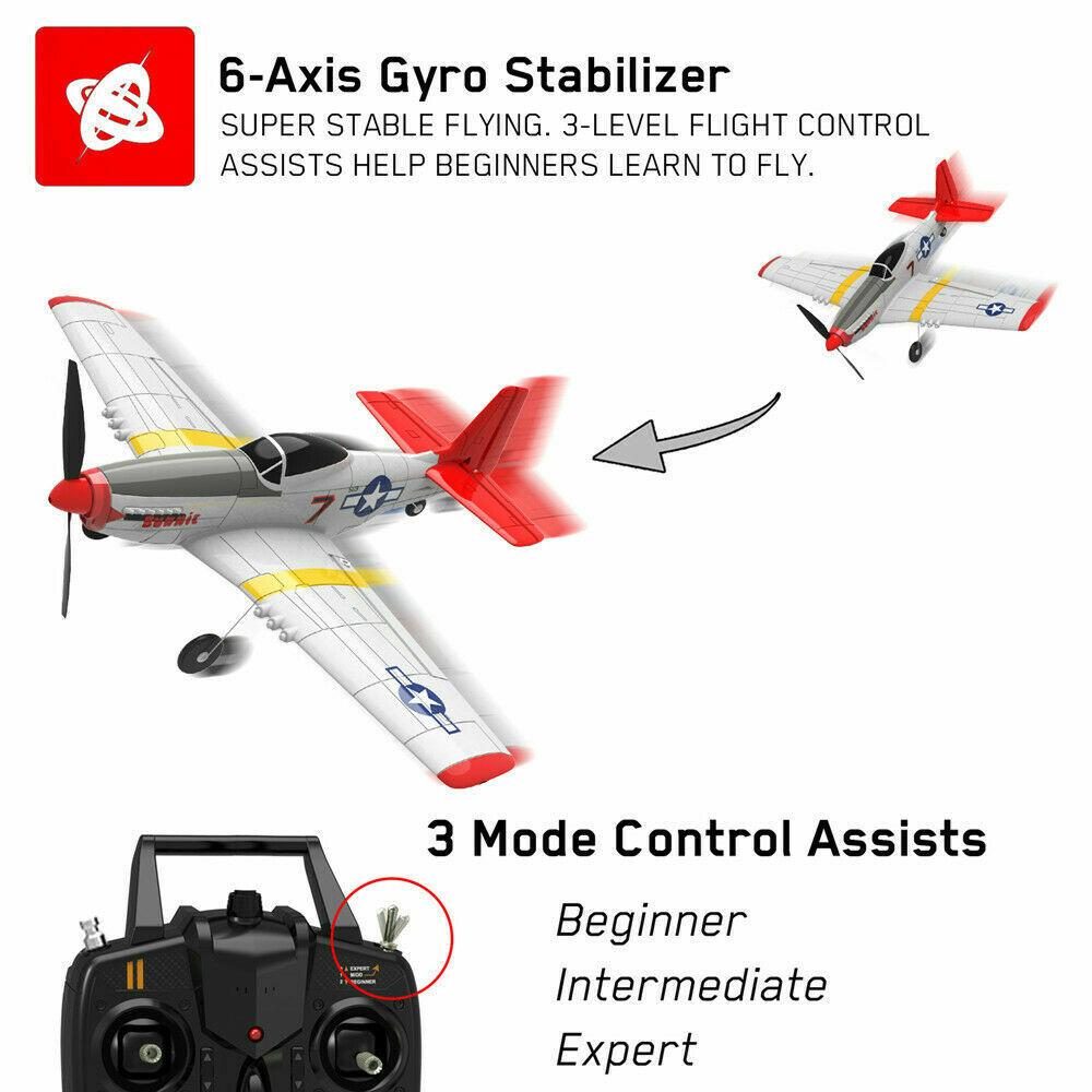 Fixed Wing Aircraft ARRIS 500mm Wingspan VTOL RC Plane EPP RC Drone RTF