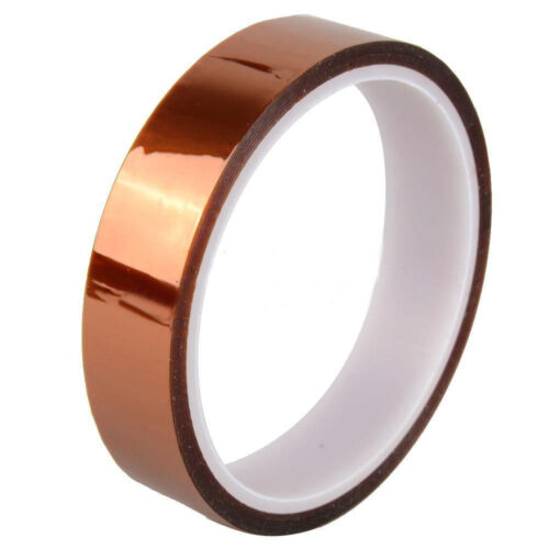 Heat Resistant Polyimide Tape Shielding 20mm Self-adhesive Tape