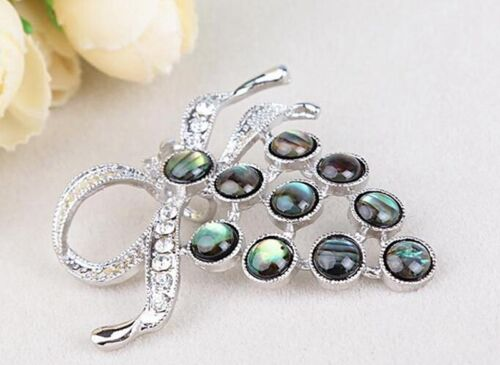 Abalone Shell Pendant Tray Drop Jewelry Making DIY Findings Animal More Style