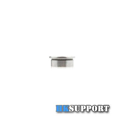 4 x MF105ZZ 5mm Bore Flange Idler Bearing For DIY 3D Printer GT2 Belt - 5x10x4mm