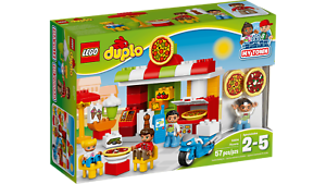 Lego Duplo Pizza Shop (Sealed) (Very RARE New) Only Oz Ebay Sales