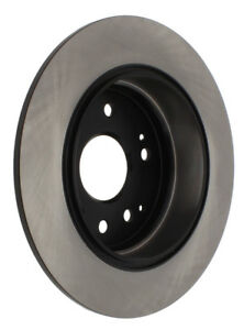Centric 128.62096 Rear Brake Rotor//Disc