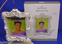 Hallmark Ornament Quinceanera 2014 Girl Age 15 Rite Of Passage Photo Holder