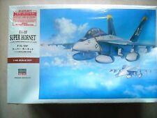 HASEGAWA-1/48-#PT38- F/A-18F SUPER HORNET