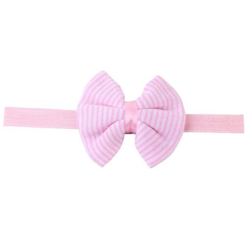 Kids Baby Infant Princess Bowknot Girl Hair Band Headband Headwear Accessories