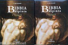 BIBBIA DIPINTA. I Vangeli-C.BARBIERI-Ed. VIVIANI-religione-arte