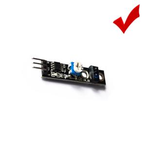 Line Hunting Sensor Module For Arduino