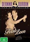 Deanna Durbin - First Love (DVD, 2014)