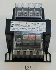 Preowned Hammond Pt200mqmj Transformer 200 Vac 5060 Hz 80 C Rise Warranty