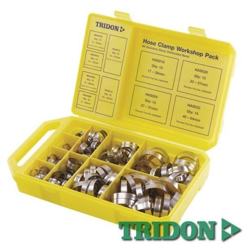 TRIDON Workshop Pack MAHHAS Perforated, All Stainless CWP150SS