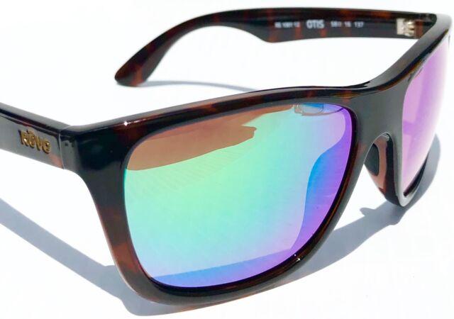 d6731f1c0a NEW! REVO OTIS Tortoise frame w POLARIZED Green Lens Sunglass 1001 ...