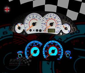 ford focus mk1 petrol interior speedo rev gauge panel dash. Black Bedroom Furniture Sets. Home Design Ideas
