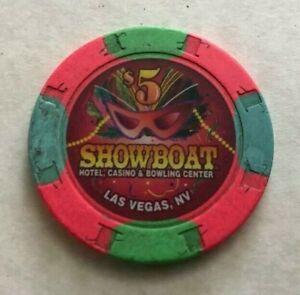 1996-SHOWBOAT-HOTEL-CASINO-amp-BOWLING-CENTER-5-CASINO-CHIP-LAS-VEGAS-NEV