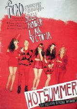 Hot Summer by F(X) (CD, Aug-2011, SM Records)