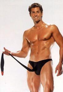 Men's Funny Schlong Underwear Brief Gag Gift Extension ...