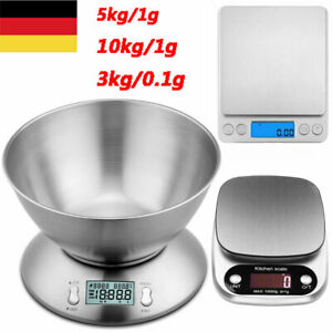 Uten-Digitale-Kuechenwaage-Feinwaage-Kitchen-Scale-LCD-Haushaltswaage-Grammwaage