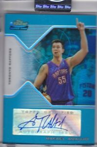 Rafael-Araujo-2004-05-TOPPS-FINEST-Blue-Ref-Autographed-R-C-189-S-N-039-d-05-50