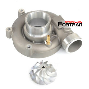 Details about TOYOTA CT26 Compressor Housing GTX3071 Billet Wheel 1HD  1HD-FTE / 13BT / 3S-GTE