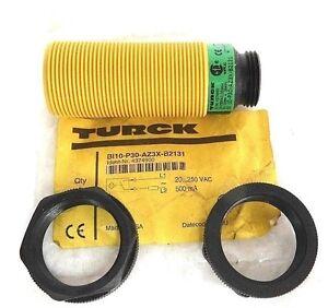 Turck BI 10-P30-AZ3X-B2131 Proximity Switch Sensor BI10-P30-AZ3X-B2131