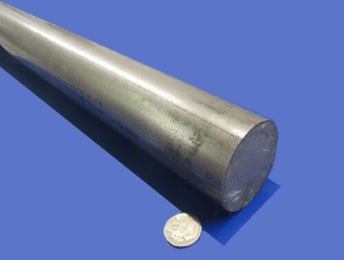 "2.0/"" Dia x 1 Foot Length 1144 Fatigue Proof Steel Rod"