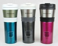Starbucks 16oz Stainless Steel Two-tone Tumbler Vacuum Insulated Dbl Wall