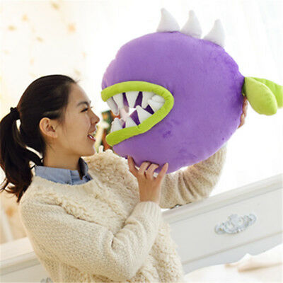 Plants Vs Zombie Chomper Plush Toy Stuffed Doll Soft Pillow Kid Christmas Gifts