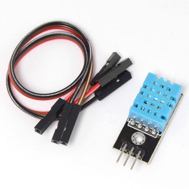 DHT11 Digital Temperature and Humidity Sensor Module for Arduino 1Pcs 3.3V-5V AU
